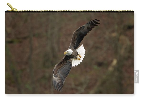 Bald Eagle Carry-all Pouch