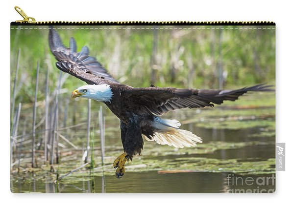 Bald Eagle-3175 Carry-all Pouch