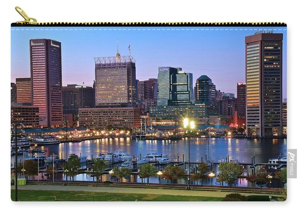 Baltimore Blue Hour Carry-all Pouch