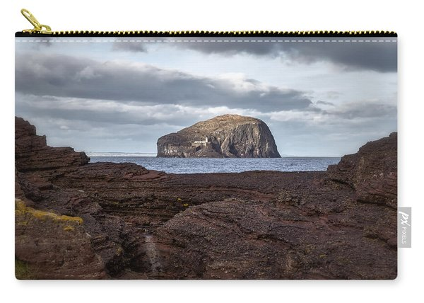 Bass Rock Carry-all Pouch