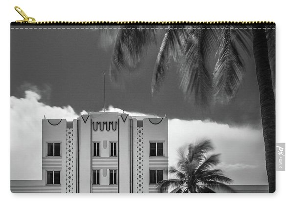 Beacon Hotel Miami Carry-all Pouch