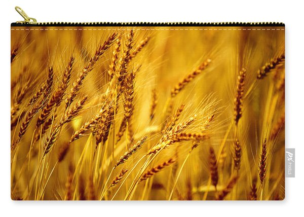 Bearded Barley Carry-all Pouch