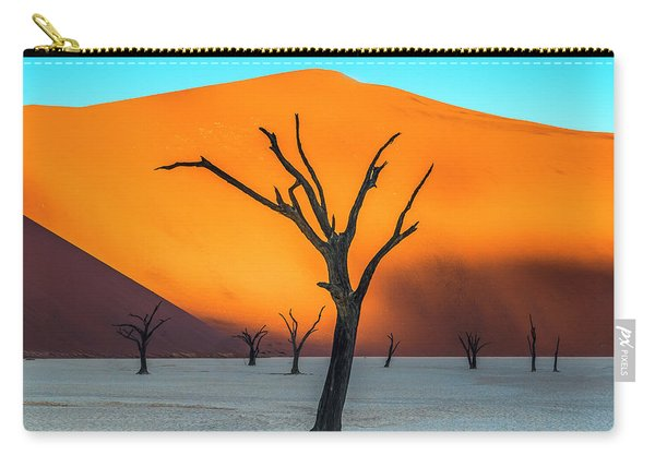 Beauty Lives Forever. Carry-all Pouch