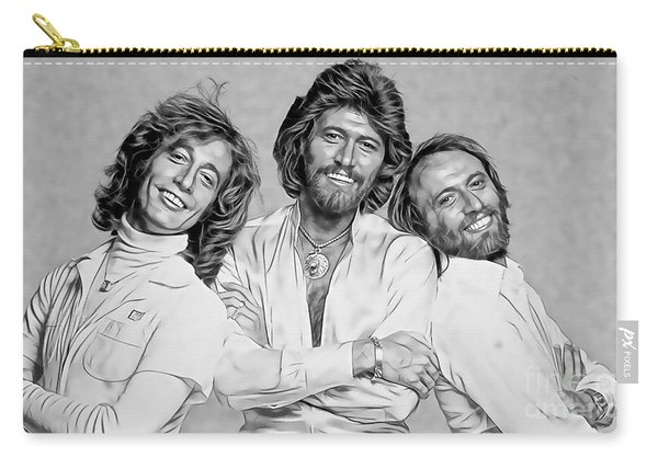 Bee Gees Collection Carry-all Pouch