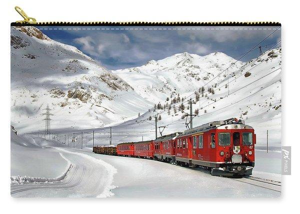 Bernina Winter Express Carry-all Pouch