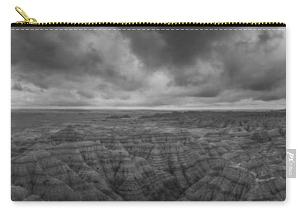 Big Badlands Overlook Panorama Carry-all Pouch