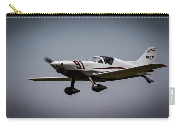 Big Muddy Air Race Number 91 Carry-all Pouch