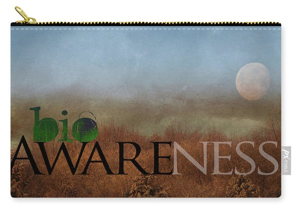 bioAWARENESS II Carry-all Pouch