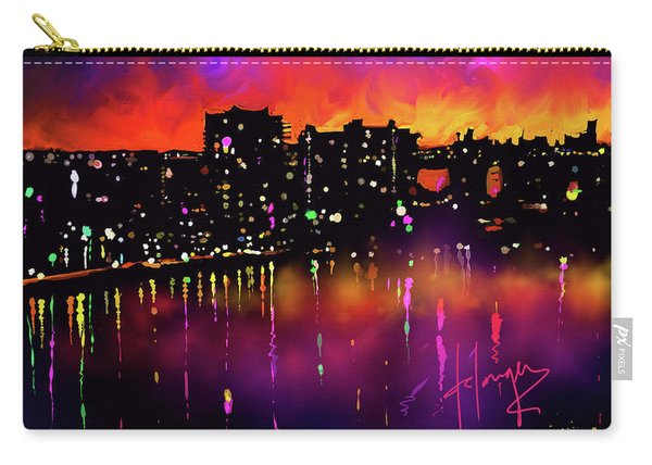 Biscayne Bay, Miami Carry-all Pouch