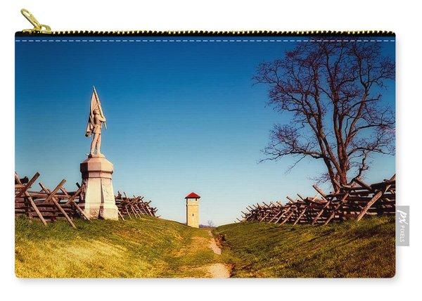 Bloody Lane - Antietam Battlefield Carry-all Pouch