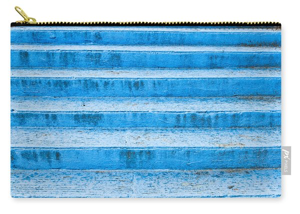 Blue Steps Carry-all Pouch
