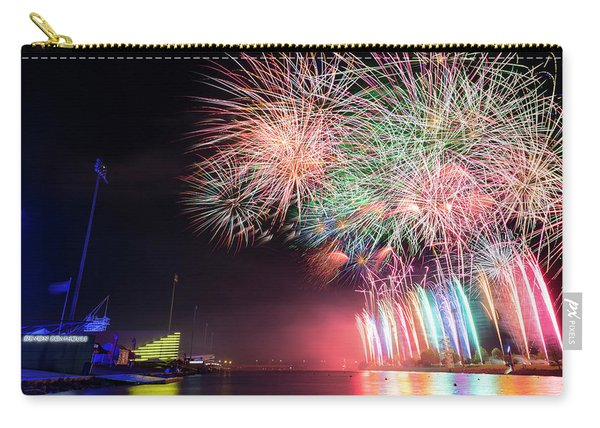 Boathouse Fireworks Carry-all Pouch