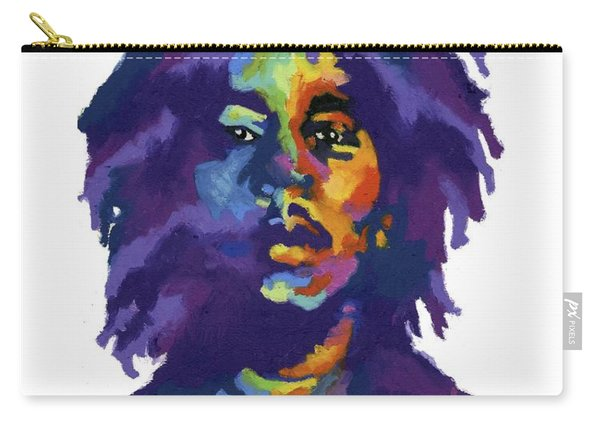 Bob Marley-for T-shirt Carry-all Pouch