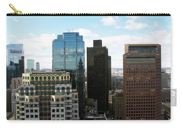 Boston Financial District Carry-all Pouch