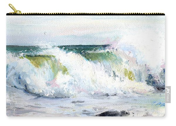 Breaking Seas Carry-all Pouch