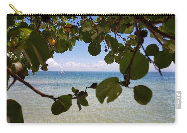 Bribie View Carry-all Pouch