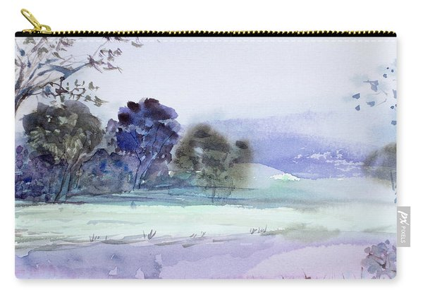 Bruny Island At Dusk Carry-all Pouch