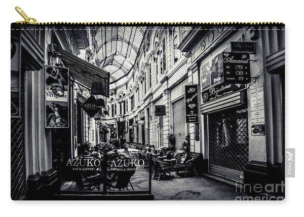 Monochrome Bucharest  Macca - Vilacrosse Passage Carry-all Pouch