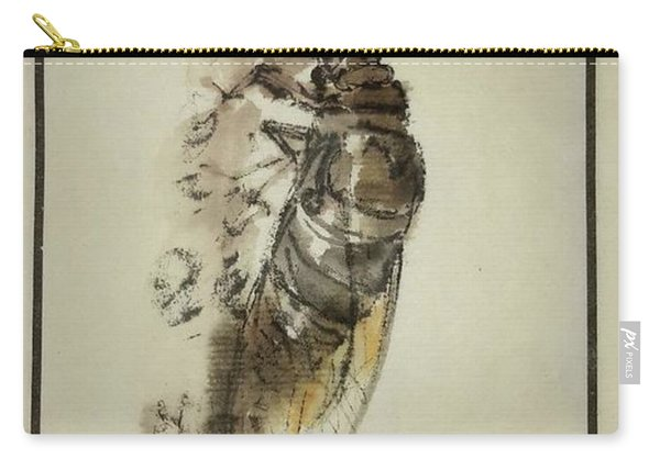 Bugs And Blooms Album Carry-all Pouch