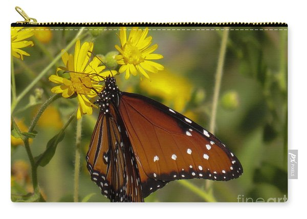 Butterfly 3 Carry-all Pouch