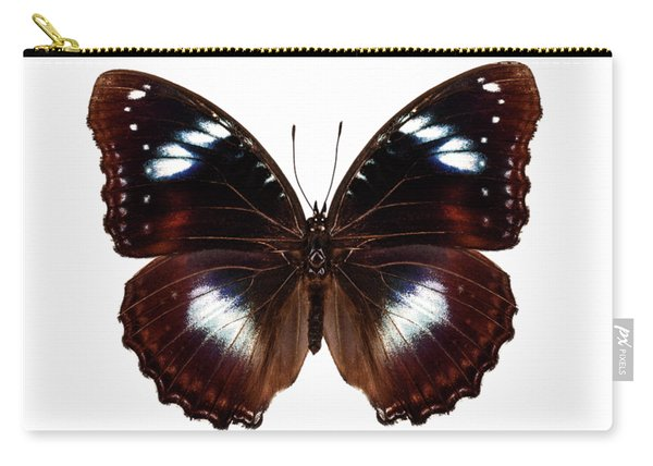 Butterfly Species Hypolimnas Bolina  Carry-all Pouch