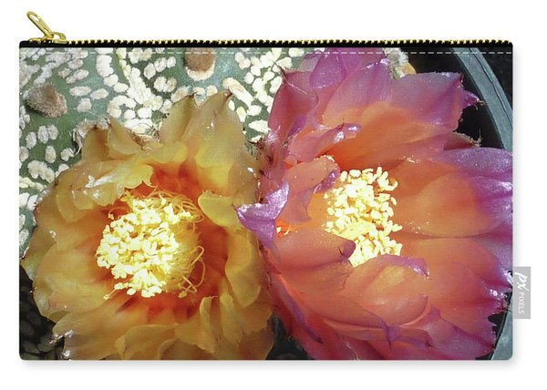 Cactus Flower 3 Carry-all Pouch