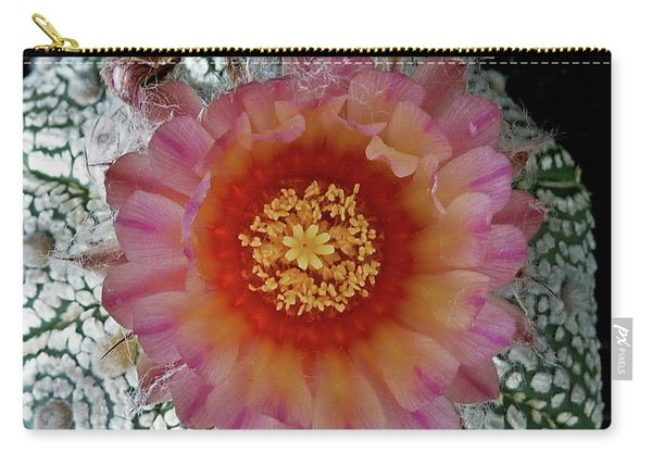 Cactus Flower 5 Carry-all Pouch