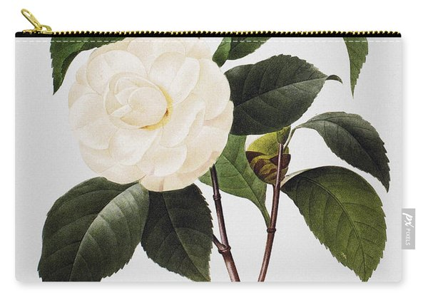 Camellia, 1833 Carry-all Pouch