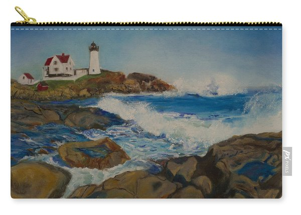 Cape Neddick Carry-all Pouch