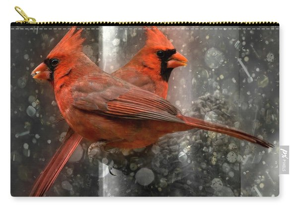 Cary Carolina Cardinals  Carry-all Pouch