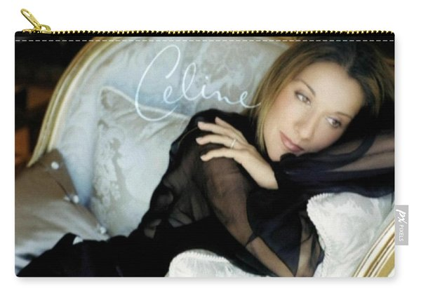 Celine Dion Carry-all Pouch