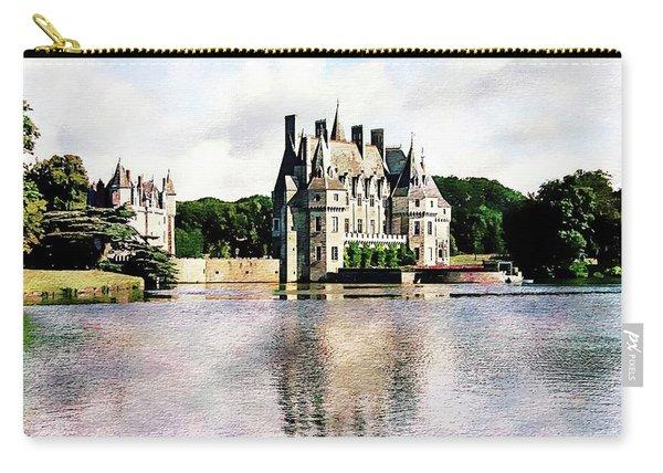 Chateau De La Bretesche, Missillac, France Carry-all Pouch