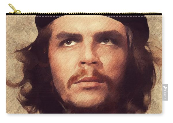 Che Guevara, Historical Figure Carry-all Pouch