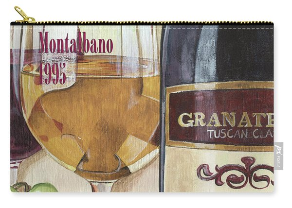 Chianti Rufina Carry-all Pouch