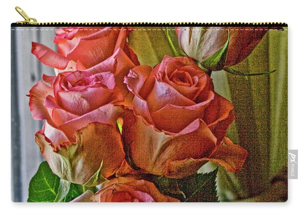 Cindy's Roses Carry-all Pouch