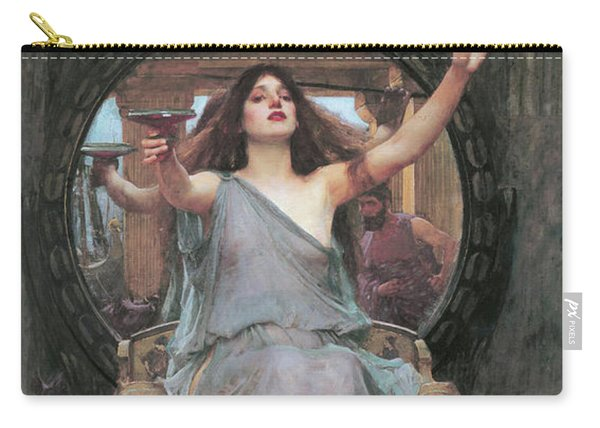 Circe Offering The Cup To Odysseus Carry-all Pouch