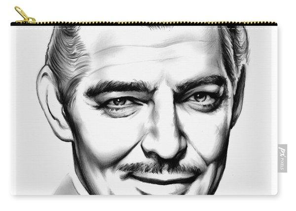 Clark Gable Carry-all Pouch