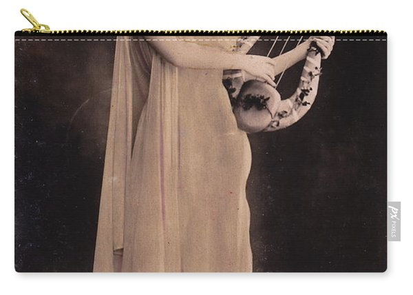 Cleo De Merode Carry-all Pouch