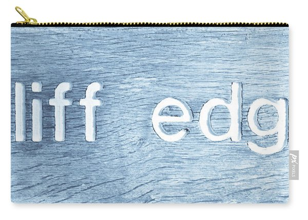 Cliff Edge Carry-all Pouch