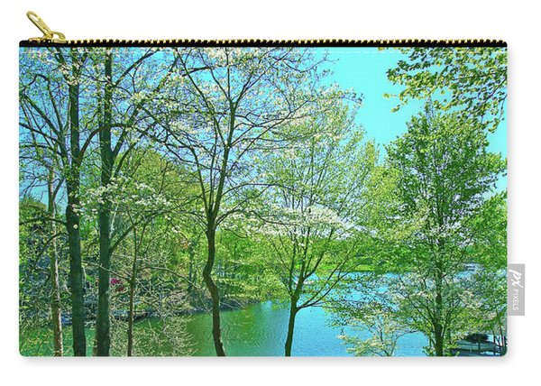Cluster Of Dowood Trees Carry-all Pouch