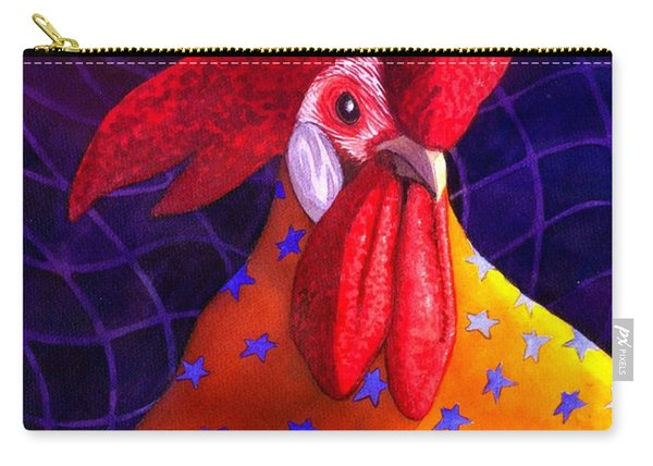 Cock A Doodle Dude Carry-all Pouch