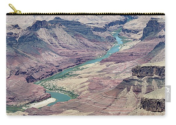 Colorado River In The Grand Canyon Carry-all Pouch
