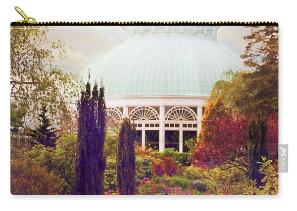 Conservatory Gardens Carry-all Pouch
