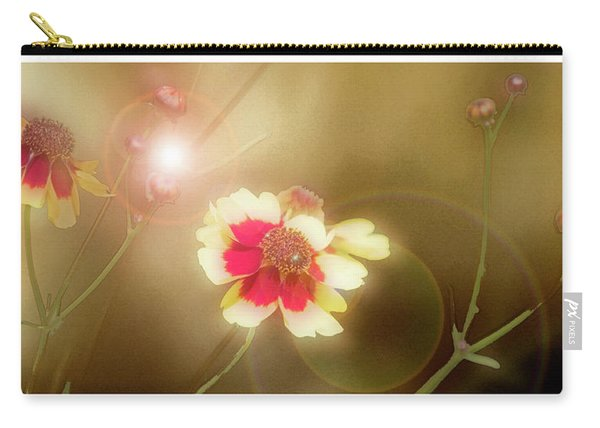 Coreopsis Flowers And Buds Carry-all Pouch