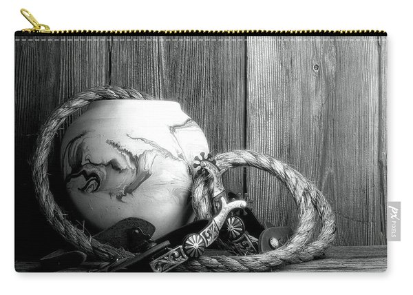 Cowboys And Indians Carry-all Pouch