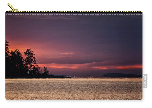 Craig Bay Sunset Carry-all Pouch