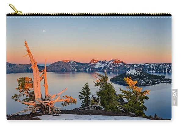 Crater Lake Panorama Carry-all Pouch