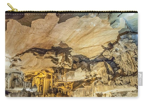 Crystal Cave Sequoia National Park Carry-all Pouch