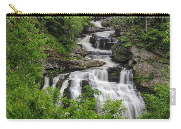 Cullasaja Falls Carry-all Pouch