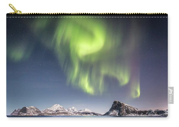 Curtains Of Light Carry-all Pouch